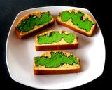 Topo Map Love Batter Cake langkah memasak 10 foto