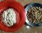 Cilok bumbu kacang (isi lemak daging sapi) langkah memasak 3 foto