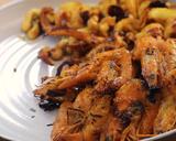 Seafood Bakar Jimbaran langkah memasak 7 foto