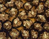 23. Coklat Kacang Corn flakes langkah memasak 5 foto