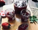 Strawberry jam #homemadeDBest langkah memasak 5 foto