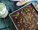 Pumpkin Brownies (Brownies Labu Kuning) langkah memasak 10 foto