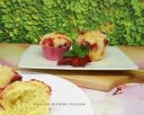 Strawberry Crumble Bread (no knead) langkah memasak 9 foto