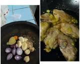 Tongseng Ayam Sedap langkah memasak 1 foto