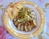 Bubur Nasi Simple langkah memasak 3 foto
