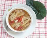 Tumis Keladi/ Batang Talas langkah memasak 5 foto