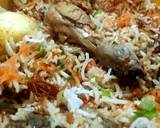 Tiranga Chicken Biryani recipe step 3 photo