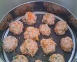 Chicken Stuffed Rice Balls recipe step 8 photo