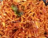 Kering kentang pedes manis #selasabisa langkah memasak 8 foto
