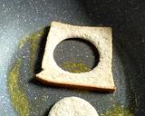 Egg Toast langkah memasak 2 foto