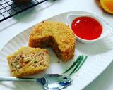 Nasi KepaL langkah memasak 4 foto