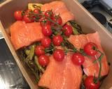Summer Salmon Traybake recipe step 3 photo