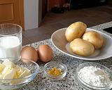 Foto del paso 1 de la receta Tarta Cremosa Dulce (con patata)