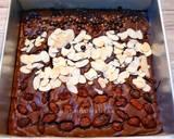 Brownies Panggang langkah memasak 9 foto