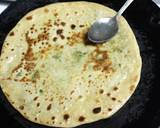 Green Peas Paratha recipe step 4 photo