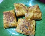 Telur Gulung Crabstick langkah memasak 4 foto