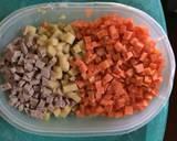 Risoles isi sayuran langkah memasak 1 foto