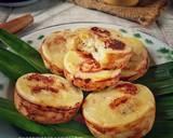 Roti pisang Banjar #pekaninspirasi langkah memasak 4 foto