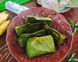 Bongko Mutiara Pisang langkah memasak 5 foto