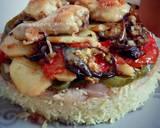 Chicken Maqlooba rice ( ) #step_by_step langkah memasak 25 foto