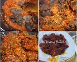 Dendeng Balado / Dendeng Batokok langkah memasak 5 foto