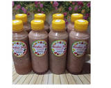 Diet Juice Banana Strawberry Kiwi Okra langkah memasak 2 foto