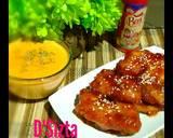 Spicy Wings with Cheese Sauce langkah memasak 5 foto