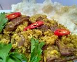 Nasi Kebuli Susu langkah memasak 6 foto