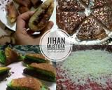 Martabak manis greentea #siapramadan #berburucelemekemas langkah memasak 15 foto