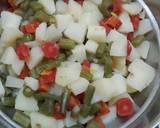 Pav bhaji recipe step 1 photo