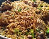 Chinese brown rice recipe step 15 photo