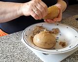 Foto del paso 3 de la receta Tarta Cremosa Dulce (con patata)