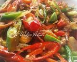 Tumis Lombok langkah memasak 1 foto