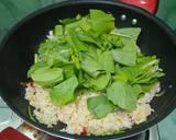 Nasi Goreng Sawi langkah memasak 5 foto