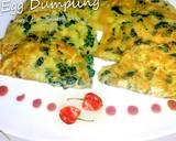 Egg Dumpling Kelor langkah memasak 3 foto