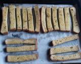 Garlic Bread langkah memasak 7 foto