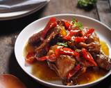 Ayam Saus Tiram langkah memasak 6 foto