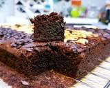Brownies Panggang langkah memasak 10 foto