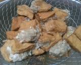 Tahu bakso ayam langkah memasak 3 foto