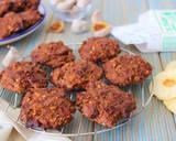 Foto del paso 4 de la receta Cookies tiernas de higo seco y manzana