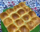 Killer soft bread / roti sobek / roti kasur langkah memasak 6 foto