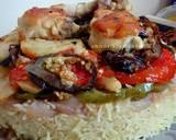 Chicken Maqlooba rice ( ) #step_by_step langkah memasak 26 foto