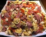 Cold Tortellini Salad recipe step 4 photo
