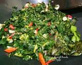 Tumis Daun Pepaya langkah memasak 3 foto