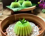 Kue lapis tepung sagu-beras langkah memasak 8 foto