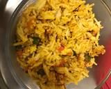Masale Bhat recipe step 3 photo