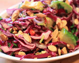 Firstborn's Favorite Crunchy Soy Slaw recipe step 2 photo