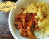Ayam Teriyaki langkah memasak 5 foto