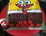 Resep Kue Ulang Tahun Karakter Spongebob Oleh Zeti Dapur Ma2sero Cookpad