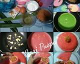 Dadar Gulung Mawar langkah memasak 7 foto